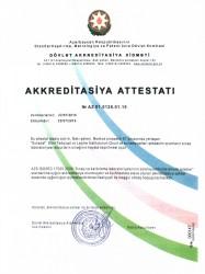 Akkredetasiya