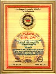 Fexri Diplom 2017